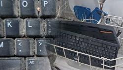 Hướng dẫn tháo rời bàn phím để làm vệ sinh