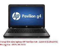 Trung tâm sửa laptop HP Pavilion G4 - 2203TX (C0N63PA) giá rẻ hà nội