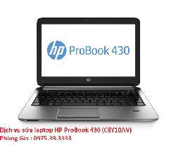 Dịch vụ sửa laptop HP ProBook 430 (C8Y10AV) lấy ngay hà nội