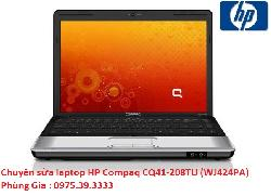 Chuyên sửa laptop HP Compaq CQ41-208TU (WJ424PA) giá rẻ lấy ngay