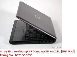 Trung tâm sửa laptop HP Compaq CQ43-301TU (QG494PA) lấy ngay giá rẻ