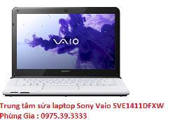 Trung tâm sửa laptop Sony Vaio SVE1411DFXW uy tín giá rẻ