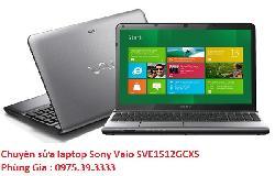Chuyên sửa laptop Sony Vaio SVE1512GCXS lấy ngay giá rẻ